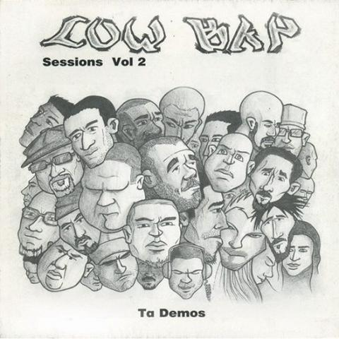 LOW BAP - SESSIONS VOL.2 ΤΑ DEMOS